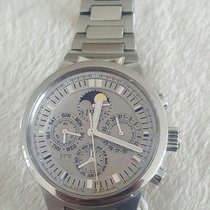 IWC Gst Perpetual Calendar Moonphase Mens Watch