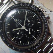 Omega 1969 ORIGINAL & CLEAN STRAIGHT BACK SPEEDMASTER...