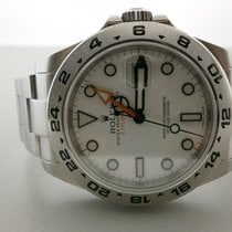 롤렉스 (Rolex) Explorer II 216570 S/s 42mm Scrambled Serial Auto...