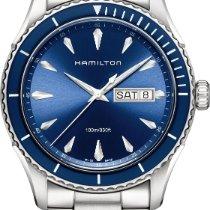 Hamilton Jazzmaster Seaview H37551141 Sportliche Herrenuhr...
