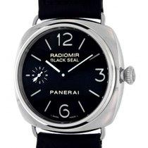 Panerai Radiomir Black Seal Pam00183 Steel, 44mm