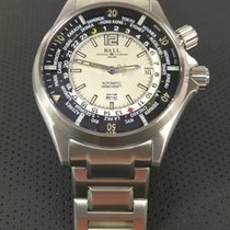 Ball Engineer Master II Diver Worldtime DG2022A-SAJ-WH