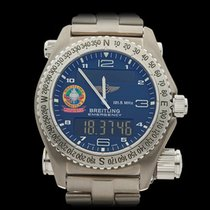 Breitling Emergency Orbiter 3 Titanium Gents E56321