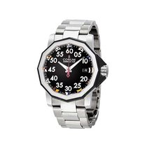 Corum A082/03375 Admirals Cup in Steel - on Steel Bracelet...