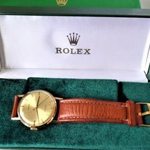 Rolex - triple signed Gents swiss wrist watch. hallmarked...
