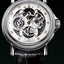 Paul Picot Atelier Squalette skeleton dial white 3090SG7203