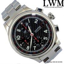Eberhard & Co. Traversetolo 31051 chronograph carbon dial...