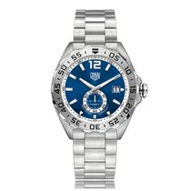 TAG Heuer Formula 1 Automatic Stainless Steel Blue Dial Mens...