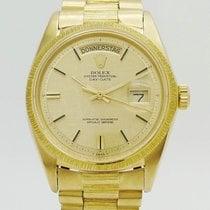 Rolex Day-Date Borke 1807 - 750/18k. Gold - 1972 + Konzi...