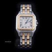 Cartier PANTERE CABALLERO ACERO Y ORO