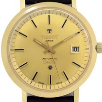 Tissot Mans Automatic Wristwatch Seastar