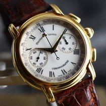 모리스 라크로아 (Maurice Lacroix) Masterpiece Chronograph 18KYG...