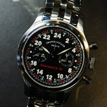 Franck Muller Endurance 24 Chronograph Manual (mint)