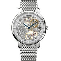 Patek Philippe Complications Ultra-Thin Skeleton Movement