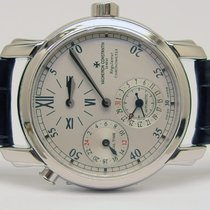 Vacheron Constantin 42005G - MALTE Dual Time Regulateur in 18k...