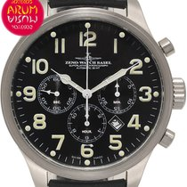 Zeno-Watch Basel Pilot Oversized