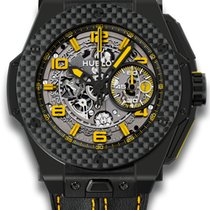 Hublot Ferrari Ceramic Carbon