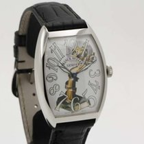 Franck Muller Cintree Curvex - The Golden Hearth Award 6850SC