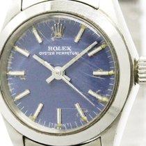 ロレックス (Rolex) Vintage Rolex Oyster Perpetual 6618 Steel...
