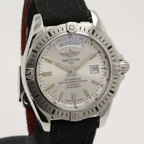 Breitling Galactic 44mm as new - full set A45320B9/G797