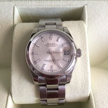 Rolex Oyster Perpetusl Datejust Lady Steel