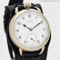 Omega Pocket Watch Conversion To Wrist Watch circa 1952