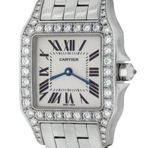 Cartier Santos DeMoiselle Model WF9004Y8