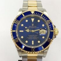 Rolex Submariner Date Blue Dial - RESERVED