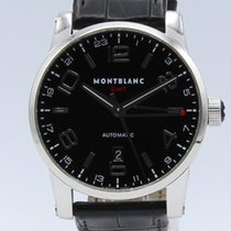 Montblanc GMT Timewalker Automatic Steel 7081 Year 2007 Completed