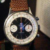 Breitling Chronomat Vintage Ref. 808 Fullset PANDA Dial Venus 175