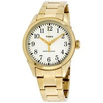 Timex Briarwood Terrace Silver Dial Stainless Steel Men's...