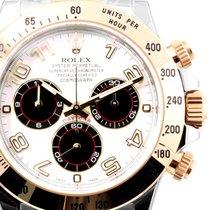 Rolex 18k/SS Daytona Panda Dial - 116523 - Unworn - BNP