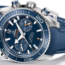 Omega Planet Ocean 600m Co Axial Chronograph