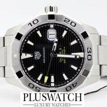 TAG Heuer Aquaracer 300M Calibro 5 43mm Automatic Black Dial G
