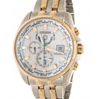 Citizen Elegant Eco Drive At9034-54a In Steel, 44mm