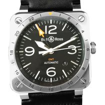 Bell & Ross BR 03-93-GMT-ST/SCA