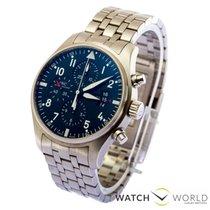 IWC Pilot chronograph Fliegeruhr