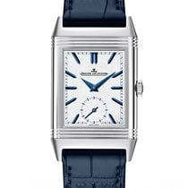 Jaeger-LeCoultre REVERSO TRIBUTE DUO Stainless Steel Ref. 3908420