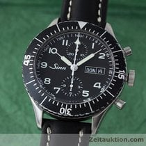 Sinn 155 Day-date Military Chronograph Herrenuhr 155.343...