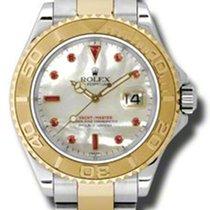 롤렉스 (Rolex) Rolex Yacht-Master Men's Steel and Gold 16623 mr