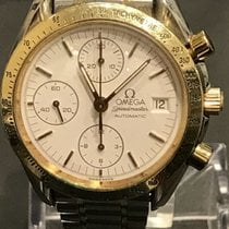 Omega Speedmaster men's wristwatch, year 2000.