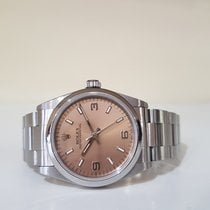 Rolex Oyster Perpetual 31mm salmon dial - box and warranty 1 year