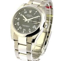Rolex Unworn 115200 Mens Date with Domed Bezel - Oyster...