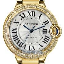 Cartier Ballon Bleu 36mm wjbb0007