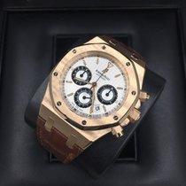 Audemars Piguet Royal Oak 39mm Rose Gold Chronograph 26022OR.O...