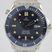 Omega Seamaster Diver 300 M #K2890 Box, Papiere