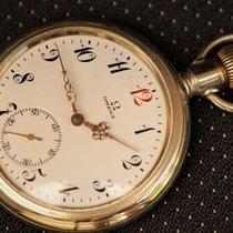 Omega Railroad, antique Pocket watch men's - 1912s.