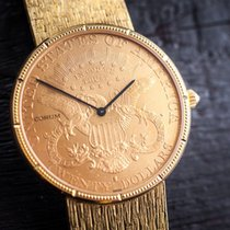 Corum 18k/900 Gold Twenty Dollar Coin Watch, Bracelet 18k/750...