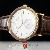 A. Lange & Söhne Saxonia Diamonds Gold 18K Full Neu incl....