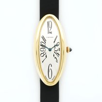 Cartier Baignoire Allongee 18K Solid Yellow Gold